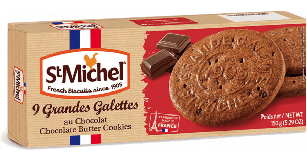 Galletas St Michel Chocolate